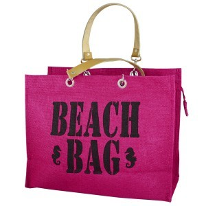 Chelsea Crockett- beach bag