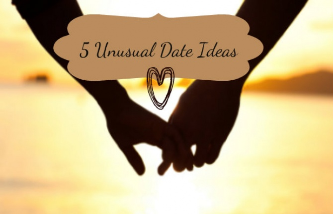 5 Unusual Date Ideas