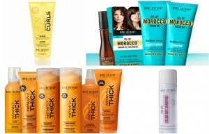 Chelsea Crockett - Marc Anthony Hair Products