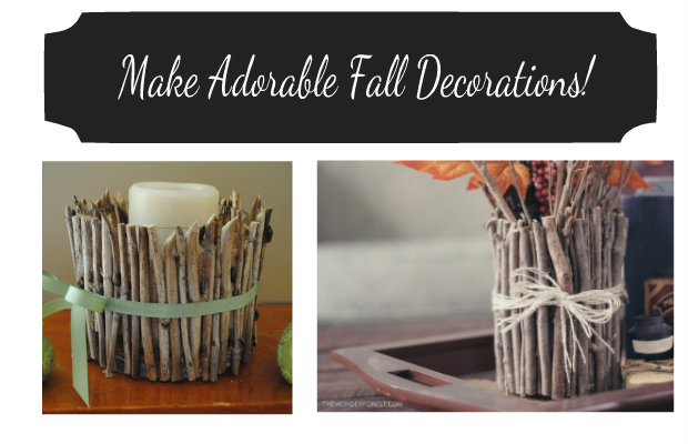 Make adorable fall decorations chelsea crockett for Decoration 75017