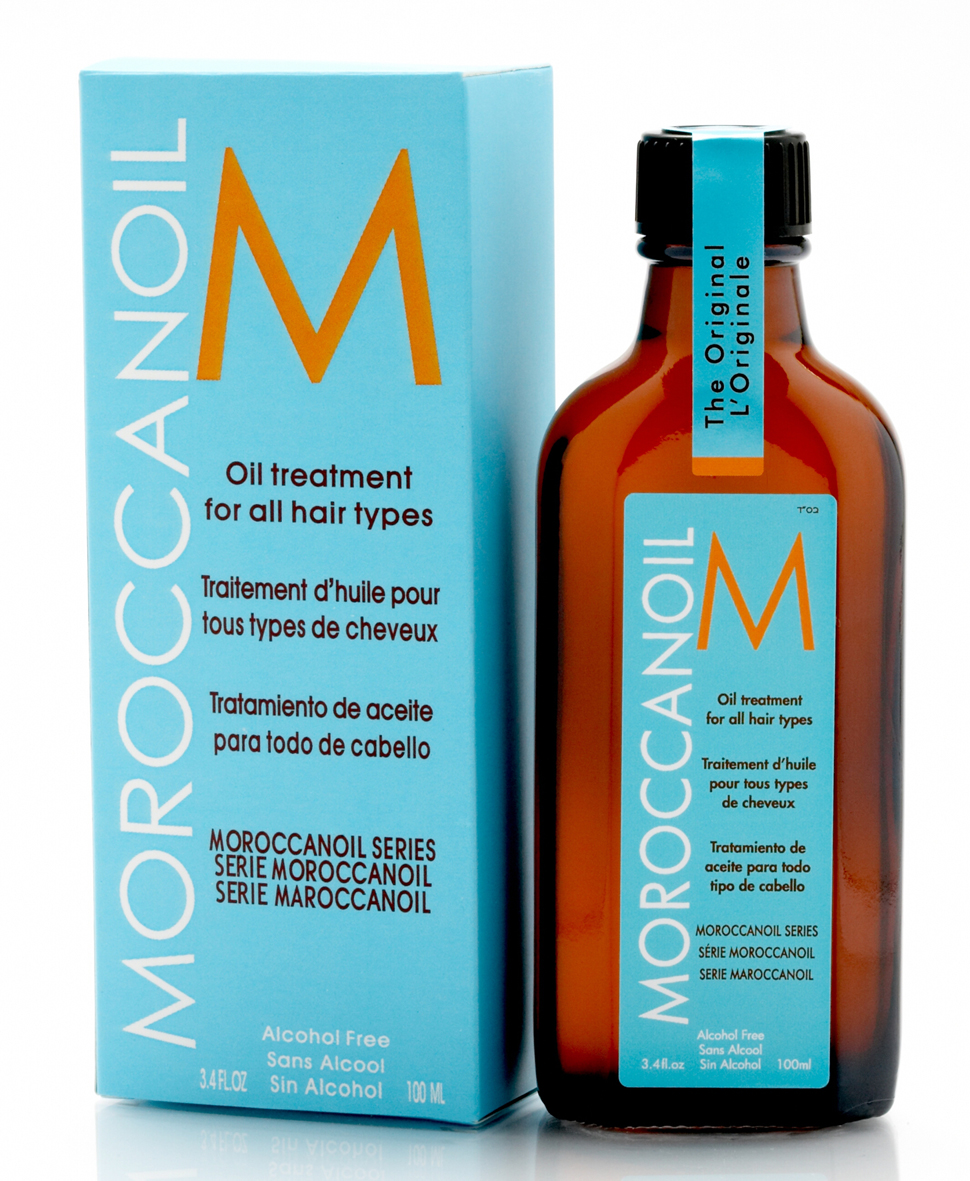 Chelsea Crockett - Moroccan Oil