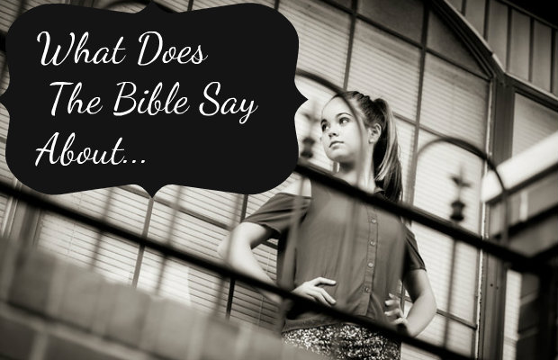 What the bible say about christian dating