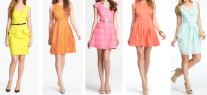 Chelsea Crockett - Easter Dresses