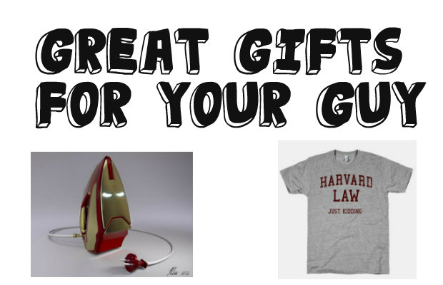 chelseacrockett.com/wp/teentalk/great-gifts-for-your-guy/ It's your ...