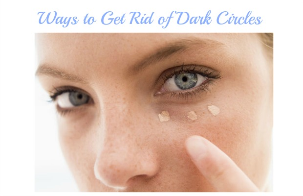 how to get rid of extreme dark circles