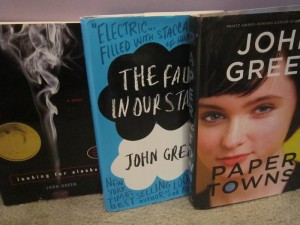 Chelsea Crockett - John Green Books