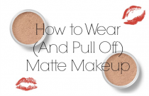 How to Wear (And Pull Off) Matte Makeup