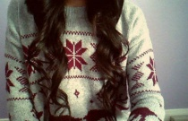 How to Style an Ugly Christmas Sweater!