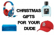 Christmas Gifts for your Dude