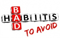 Bad Habits to Avoid