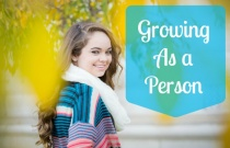 Growing As a Person
