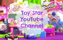 Toy Star YouTube Channel!