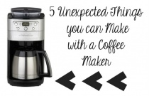 5 Unexpected Things you can Make with a Coffee Maker