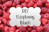 DIY Raspberry Blush