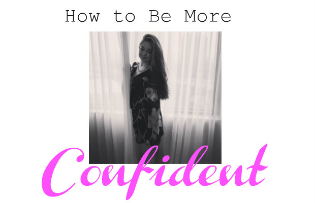 Chelsea crockett how to be more confident