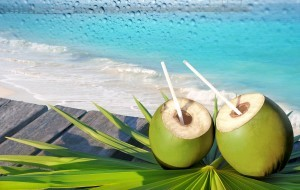 Chelsea Crockett- coconut water