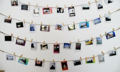 Chelsea Crockett - DIY Picture Display