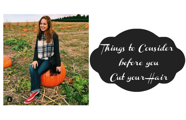 Chelsea crockett things to consider before you cut your hair
