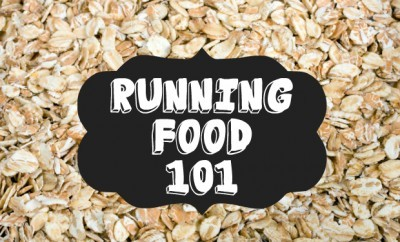 chelsea crockett running food 101