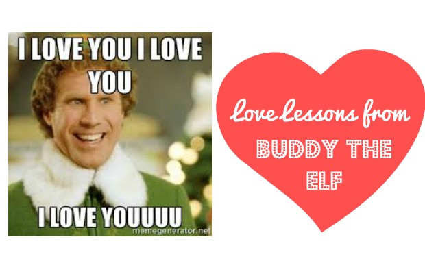 Lessons on Love from Buddy the Elf – Chelsea Crockett