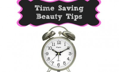 Chelsesa Crockett time saving beauty tips
