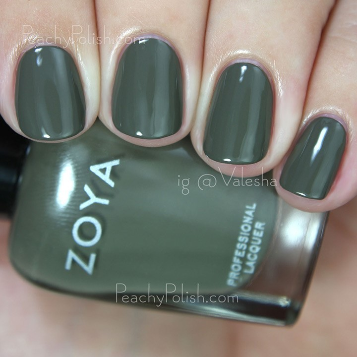 Top 5 Fall Nail Colors – Chelsea Crockett