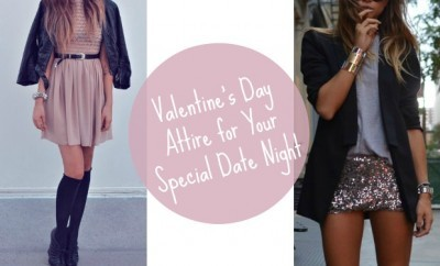 Chelsea Crockett - Valentines Day Attire