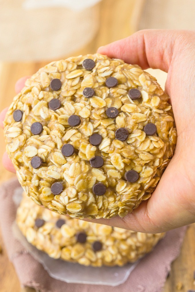 healthy-no-bake-giant-cookie-for-one2