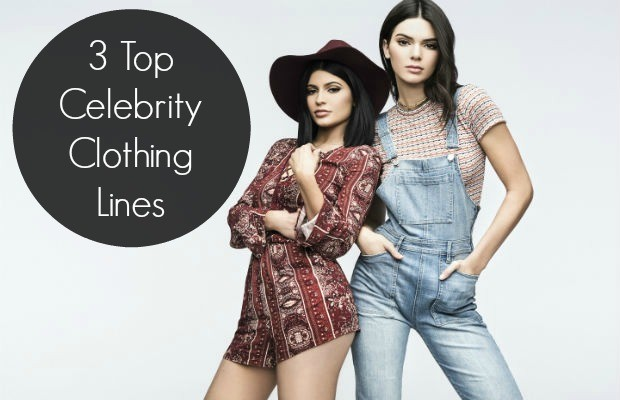 Ranking the Top 13 Celebrity Fashion Lines of All Time ...