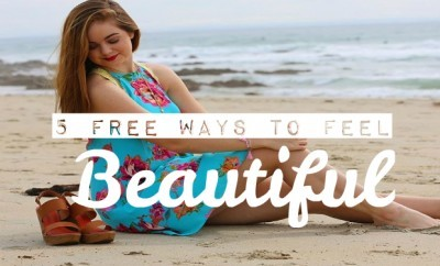 chelsea crockett 5 free ways to feel beautiful