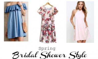 chelsea crockett spring bridal shower style