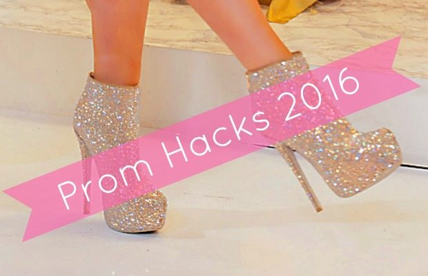 Chelsea Crockett - Prom Hacks