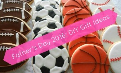 Chelsea Crockett - DIY Fathers Day Gifts