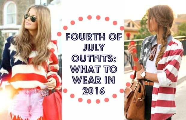 Chelsea Crockett - Fourth of July Outfits
