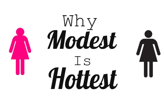 chelsea crockett why modest is hottest