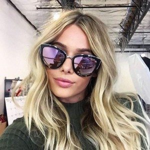 Chelsea Crockett - Quay Sunglasses