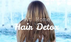 chelsea crockett at home hair detox