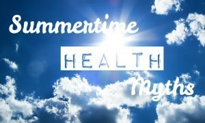chelsea crockett summertime health myths