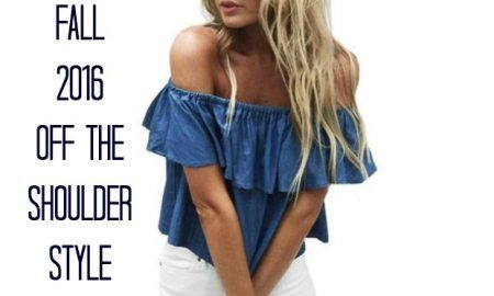 Chelsea Crockett - Off the Shoulder Style