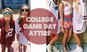 Chelsea Crockett - College Game Day Attire