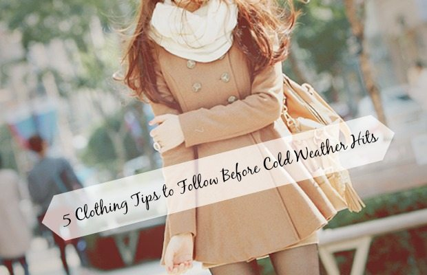 Chelsea Crockett - Cold Weather Clothing Tips