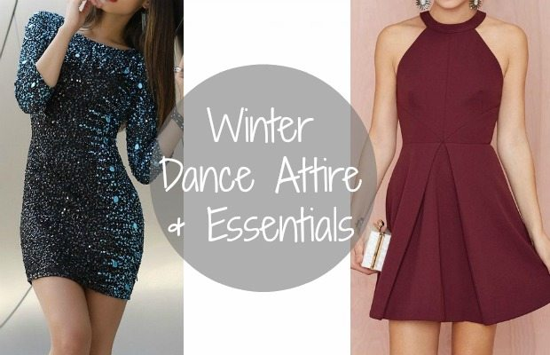 Chelsea Crockett - Winter Dance Attire