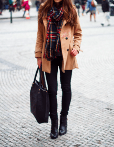Chelsea Crockett - Winter Outift