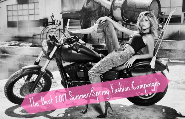 Chelsea Crockett - Summer Spring Fashion Campaigns