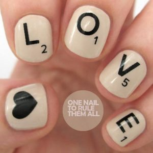 Chelsea Crockett - Love Nails