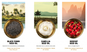 Chelsea Crockett - The Body Shop Products