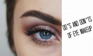 Chelsea Crockett - Dos and Donts of Eye Makeup