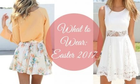 Chelsea Crockett - Easter Outfits