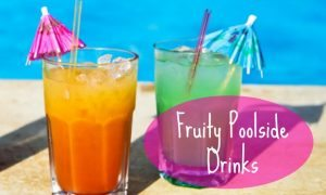 Chelsea Crockett - Fruity Drinks