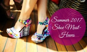 Chelsea Crockett - Summer Shoes